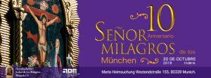 Señor de los Milagros - München, Alemania