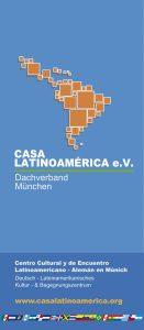 Casa Latinoamerica e.V. Múnich
