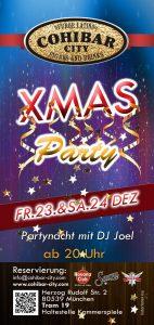 Xmas Party - München, Alemania