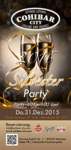 Silvester Party - München, Alemania