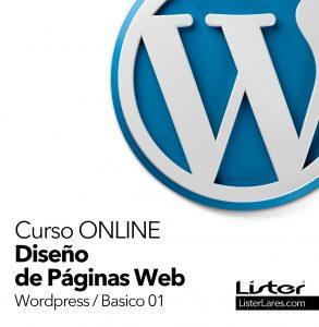 Curso ONLINE WordPress / Básico 01