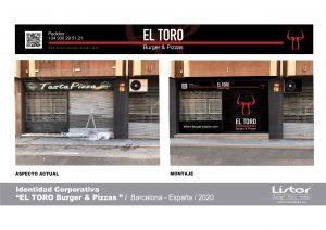 Rest. El Toro - Barcelona, España