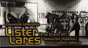 Exposicion Lister Lares Mallorca 2011