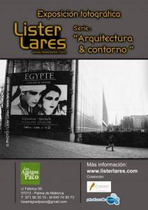 Exposición Fotografica Lister Lares Mallorca, España